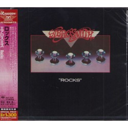 Aerosmith - CD - JAP - Get Your Wings - SEALED - Promo