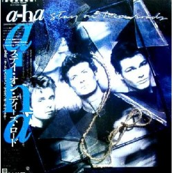 A-ha - LP - JAP - Stay On These Roads