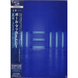 McCartney, Paul - 2 CD - DVD - JAP - New  - PROMO SEALED