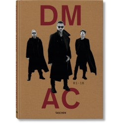 Depeche Mode - Book - DM AC limited Edition No. 654 (DMAC)