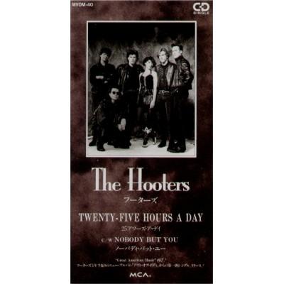 "Hooters, The - 3"" CD - JAP - Twenty - Five Hours - SEALED - PROMO"