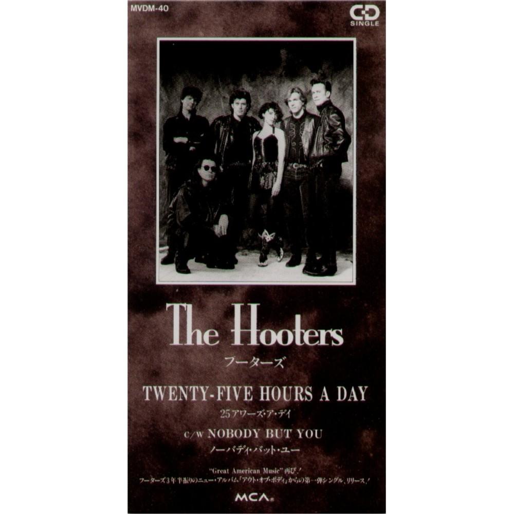 "Hooters, The - 3"" CD - JAP - Twenty - Five Hours - PROMO"