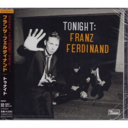 Ferdinand, Franz - CD - JAP - Tonight - PROMO - SEALED