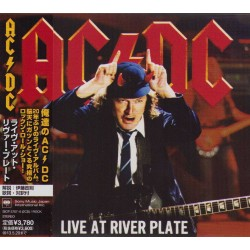 AC/DC - 2 CD - JAP - Live At River Plate - PROMO