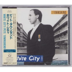 Townshend, Pete - The Who - CD - JAP - White City - PROMO - SEALED