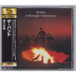 Band, The - CD - JAP - Northern Lights - Southern Cross - PROMO