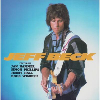 Beck, Jeff - Tourbook - JAP - 1986 Japan Tour