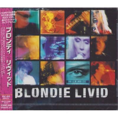 Blondie - CD - JAP - Livid - PROMO - SEALED
