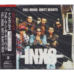 Inxs - CD - JAP -The Gift - PROMO - SEALED