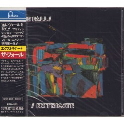 The Fall - CD - JAP - Extricate - PROMO - SEALED