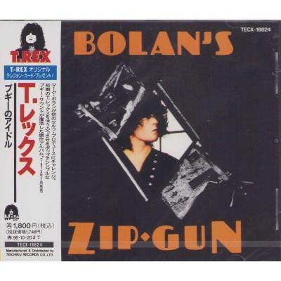 T. Rex - CD - JAP - Bolan's Zip Gun - SEALED