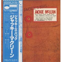 MacLean, Jackie - LP - JAP - Jackie's Bag