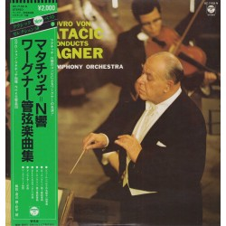 Wagner - LP - JAP - Lovro Von Matacic conducts Wagner