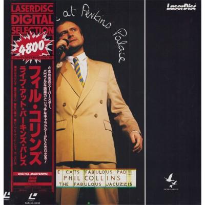 Collins, Phil - Genesis - LD - JAP - Live At Perkins Palace