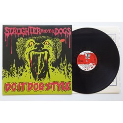 Salutier and The Dogs - LP - UK - Do It Dogs Style