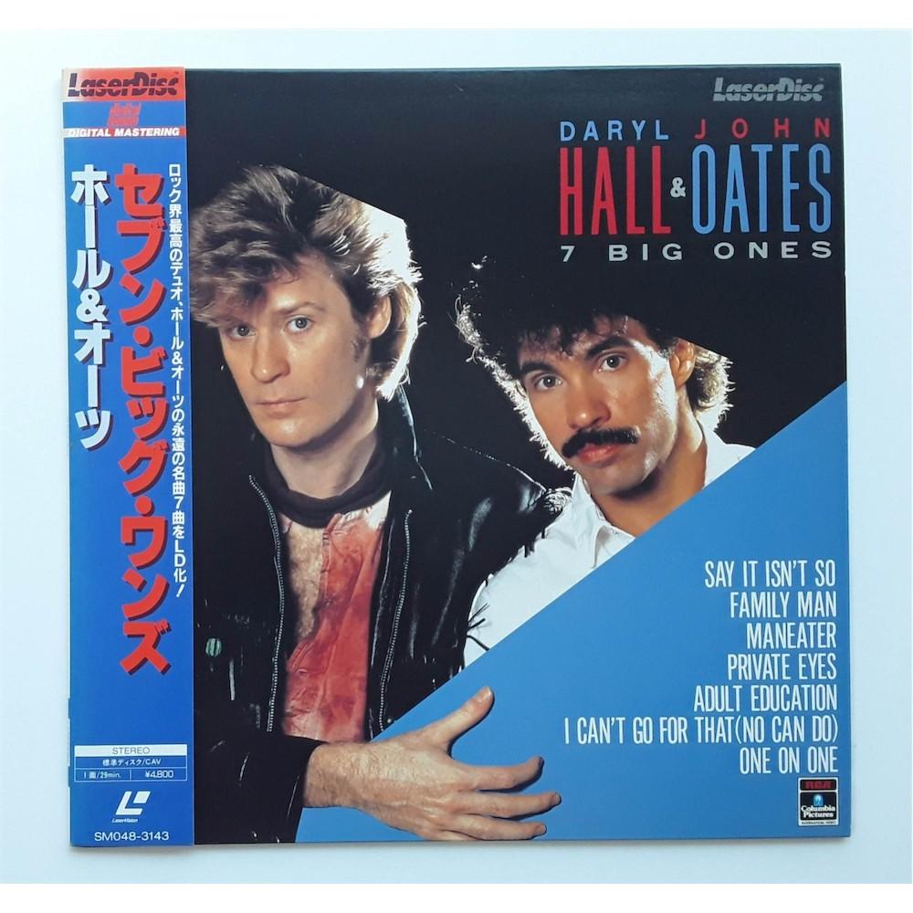Hall & Oates - LP - JAP - Ooh Yeah