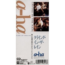 """A-ha - 3"""" CD - JAP - Crying In The Rain"""