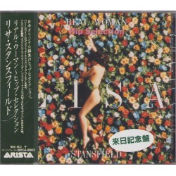 Stansfield, Lisa - CD - JAP - Real Woman - PROMO - SEALED