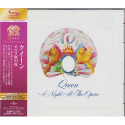 Queen - CD - JAP - A Night At The Opera