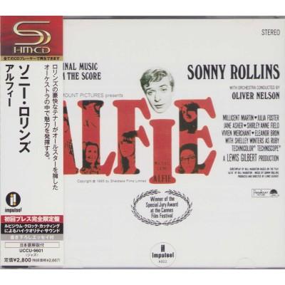 Rollins, Sonny - CD - JAP - Alfie