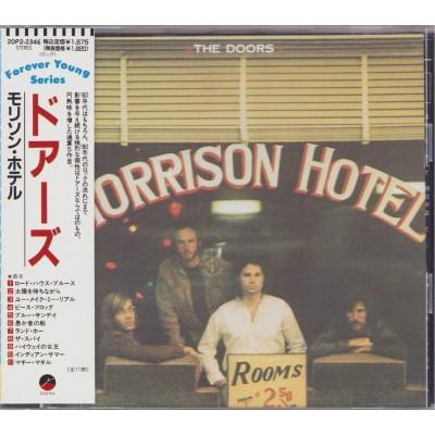 Doors - CD - JAP - Morrison Hotel