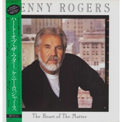 Rogers, Kenny - LP - JAP - The Heart of the Matter