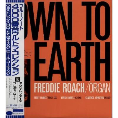 Roach, Freddie - LP - JAP - Down To Earth - BLUE NOTE