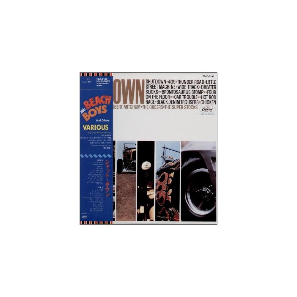 Beach Boys - LP - JAP - Shut Down