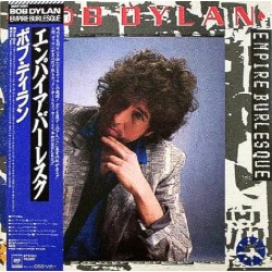Dylan, Bob - LP - JAP - Empire,Burlesque