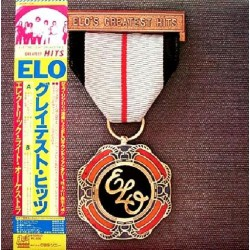 Electric Light Orchestra - LP - JAP - ELO`s Greatest Hits