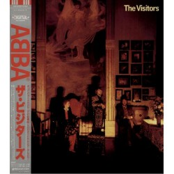 Abba - LP - JAP - The Visitors
