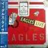Eagles - 2 LP - JAP - Live