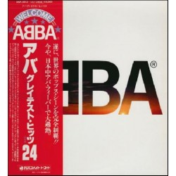 Abba - 2 LP - JAP - Abba`s Greatest Hits - Red Obi