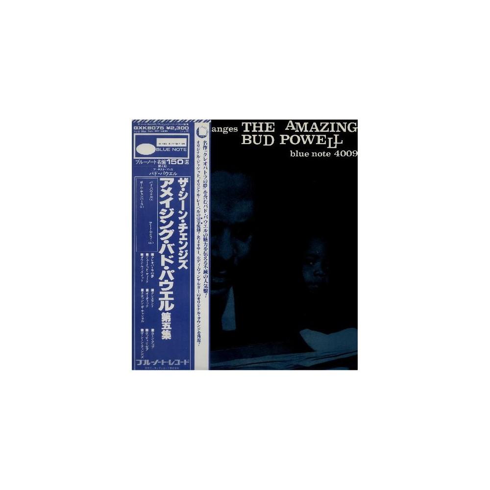 Powell, Bud - LP - JAP - The Scene Changes - BLUE NOTE
