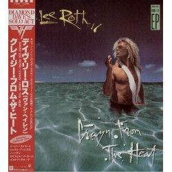 Lee Roth, David - EP - JAP - Crazy From The Heart