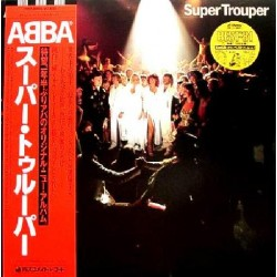 Abba - LP - JAP - Super Trouper