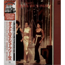 Ross, Diana And The Supremes - LP - JAP - The Best Of