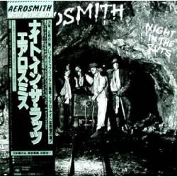 Aerosmith - LP - JAP - Night In The Ruts