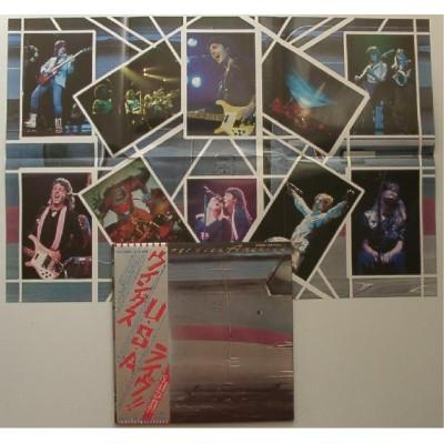 Wings - Paul McCartney - 3 LP - JAP - Wings Over America + Poster