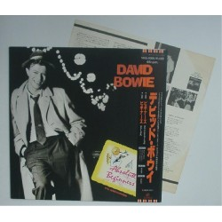 "Bowie, David - 12"" - JAP - Absolute Beginners - PROMO"
