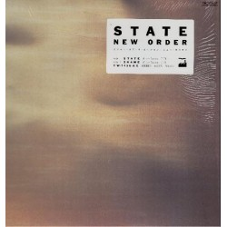 """New Order - 12"""" - JAP - State of the Nation"""
