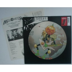 "Helloween - 12"" - JAP - Future World - Picture - RARE"
