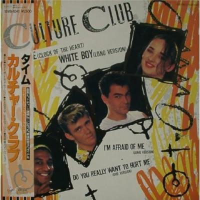 "Culture Club - 12"" - JAP - Time"