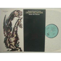 "Depeche Mode - 12"" - DEU - Shake The Disease"