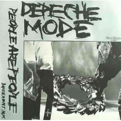 """Depeche Mode - 12"""" - GBR - People Are People"""