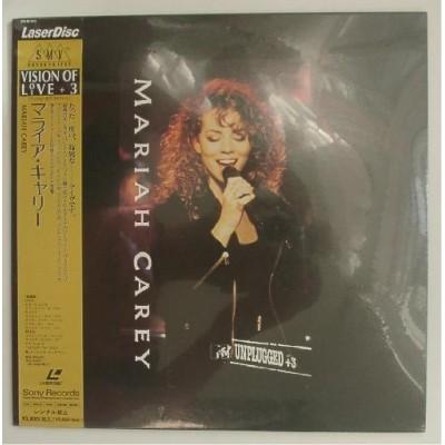 Carey, Mariah - Laserdisc - JAP - MTV Unplugged+ 3