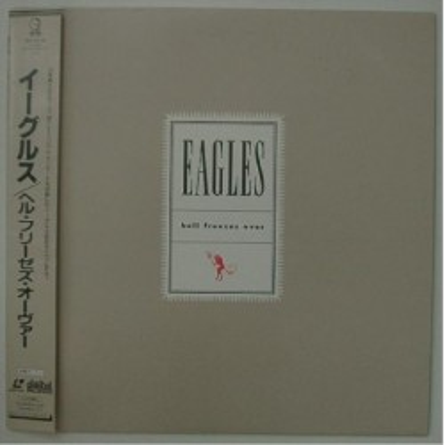 Eagles - Laserdisc - JAP - Hell Freezes Over