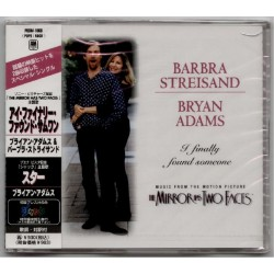 Streisand, Barbra & Bryan Adams - CD - JAP - I Finally Found Someone - SEALED - PROMO