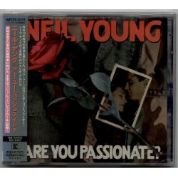 Young, Neil - CD - JAP - Are You Passionate? - SEALED