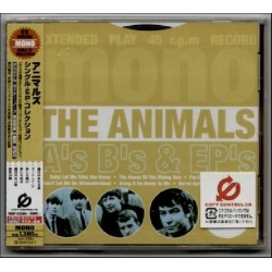 Animals - CD - JAP - As Bs und EPs - SEALED